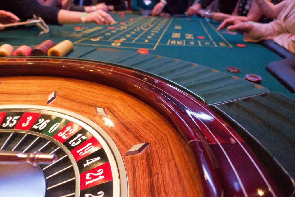 Camping Le Fanal : Casino