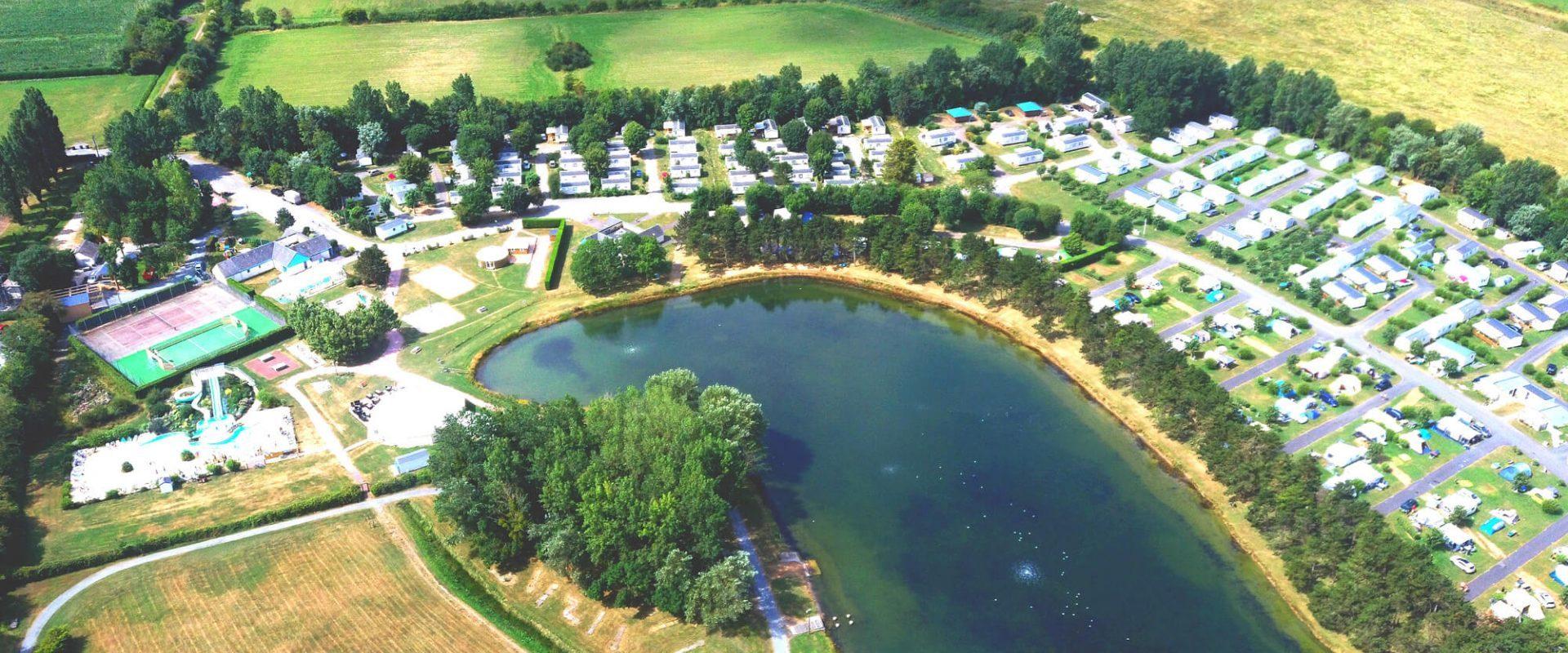 Camping Le Fanal : Bandeau Site 2