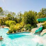 Camping Le Fanal : Parc aquatique