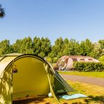 Camping Le Fanal : tente