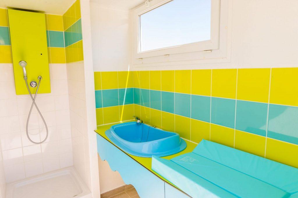 Camping Le Fanal: sanitair