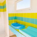 Camping Le Fanal : sanitaires