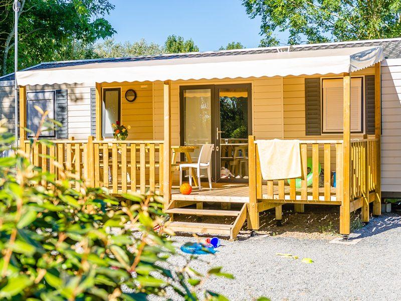 Camping Le Fanal: buiten Palaos
