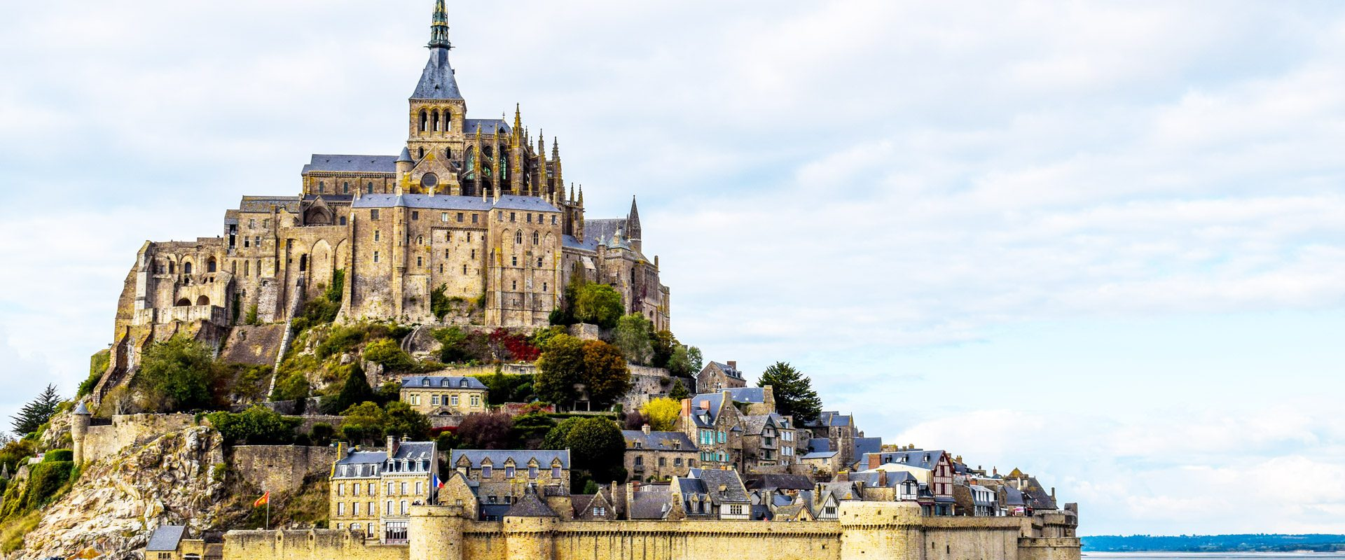 Camping Le Fanal : Mont Saint Michel 1