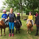 Camping Le Fanal : Poney Groupe