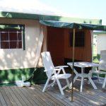 Camping Le Fanal : Tente Fanal