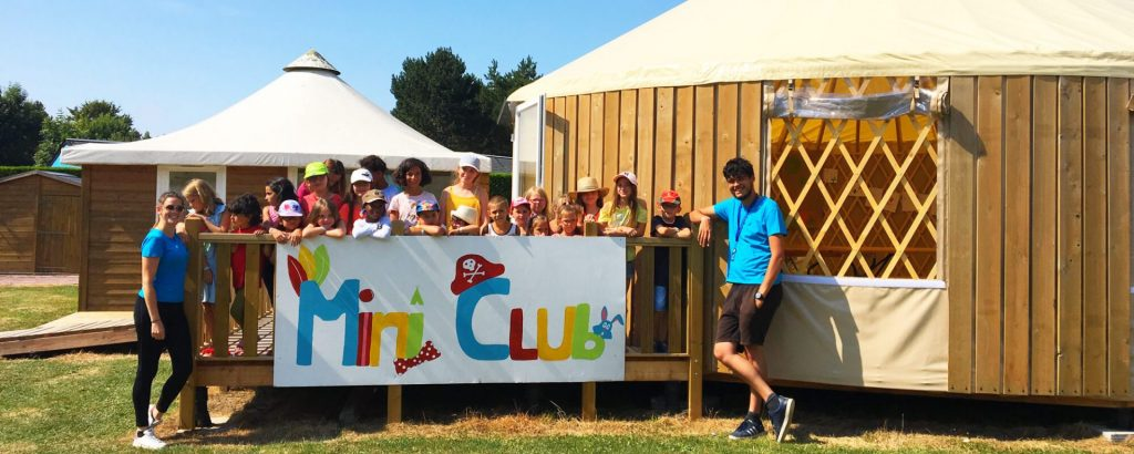 Camping Le Fanal: kinderclub