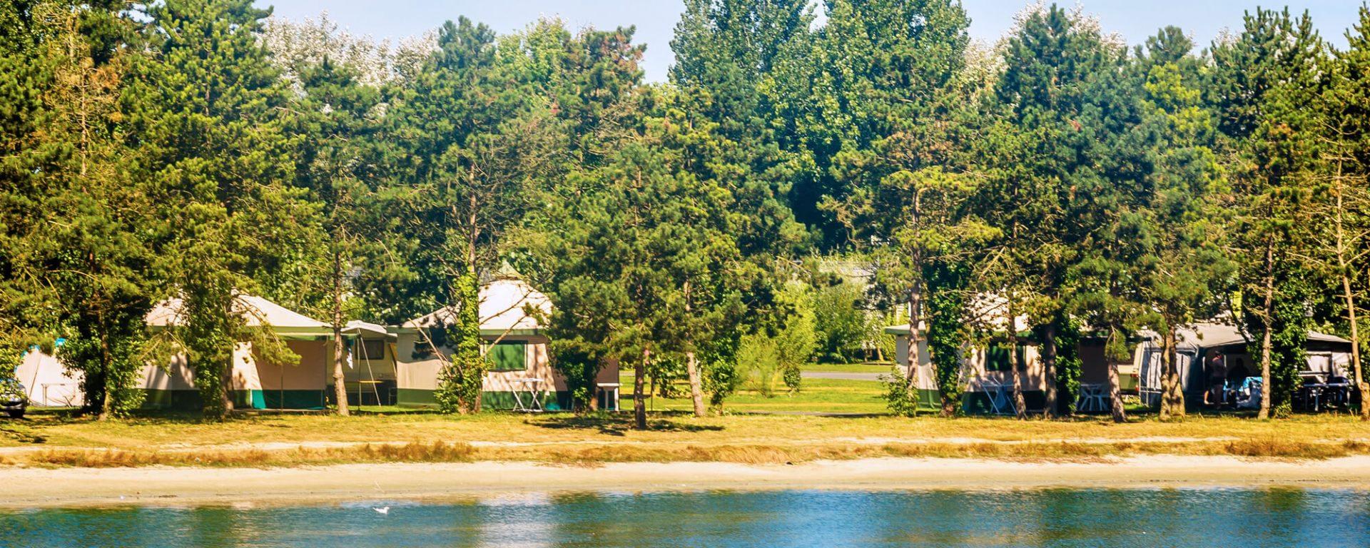 Camping Le Fanal : Page Emplacement