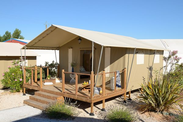 Camping Le Fanal : Modern Lodge 26 2 Ext Sans Gc 3